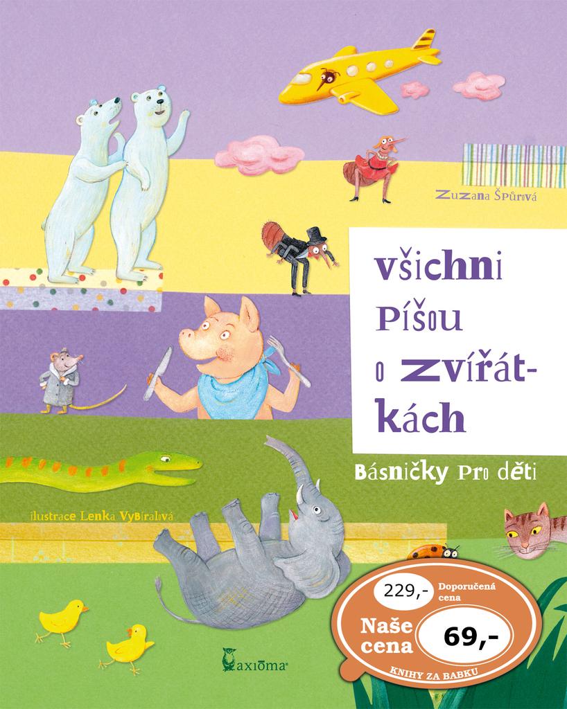 Všichni píšou o zvířátkách - Zuzana Špůrová