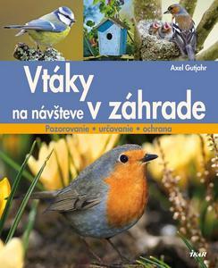 Obrázok Vtáky na návšteve v záhrade