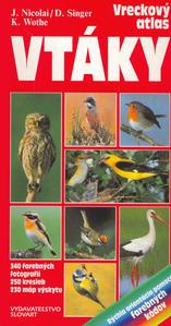 Obrázok Vtáky - vreckový atlas