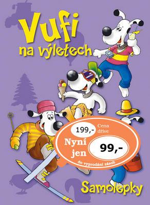 Obrázok Vufi na výletech