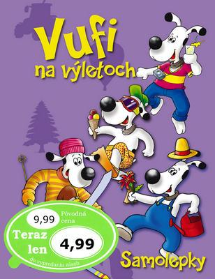 Obrázok Vufi na výletoch