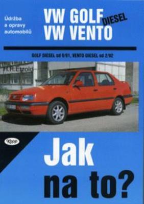 Obrázok VW Golf diesel od 9/91
