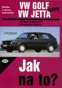 Obrázok VW Golf, Jetta benzín od 9/83 do 6/92
