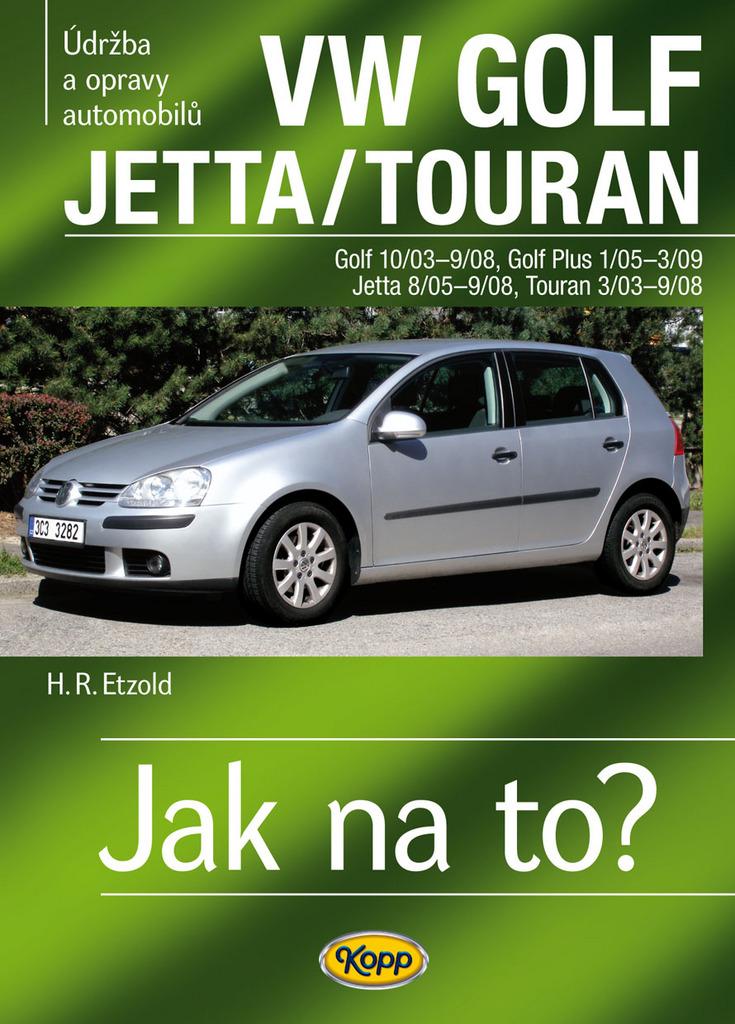 VW Golf/Jetta/Touran - Hans-Rüdiger Etzold