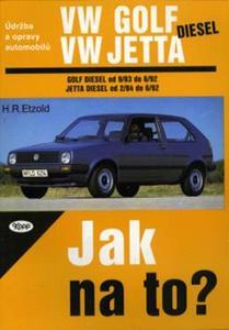 Obrázok VW Golf od 9/83 do 6/92, Jetta diesel od 2/84 do 6/92