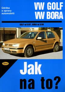 Obrázok VW Golf od 9/97, VW Bora od 9/98