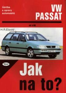 Obrázok VW Passat Limuzína od 4/88 do 9/96, variant pd 6/88 do 5/97