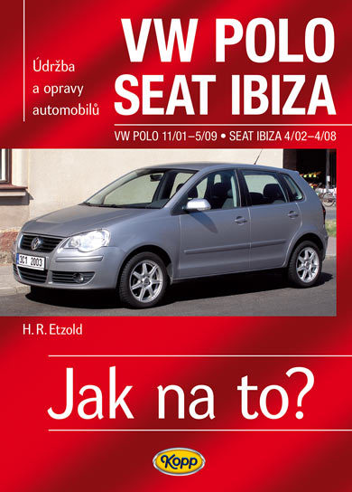 VW POLO 11/01-5/09 , SEAT IBIZA 4/02-4/08 - Hans-Rüdiger Etzold