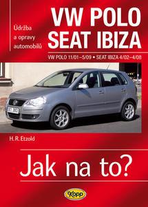 Obrázok VW POLO 11/01-5/09 , SEAT IBIZA  4/02-4/08