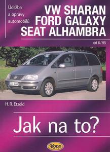 Obrázok VW Sharan/Ford Galaxy/Seat Alhambra od 6/95
