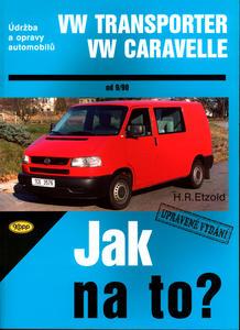 Obrázok VW Transporter, VW Caravelle od 9/90