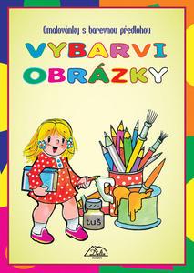 Obrázok Vybarvi obrázky - oamlovánka