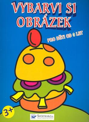 Obrázok Vybarvi si obrázek Pro děti od 3 let