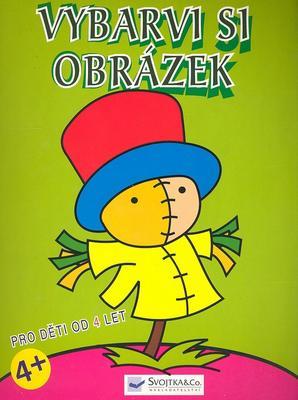 Obrázok Vybarvi si obrázek Pro děti od 4 let