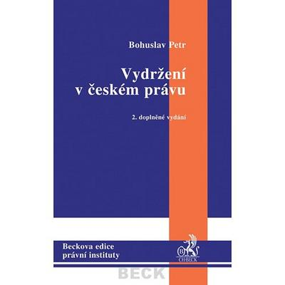 Vydržení v českém právu 2. doplněné vydání