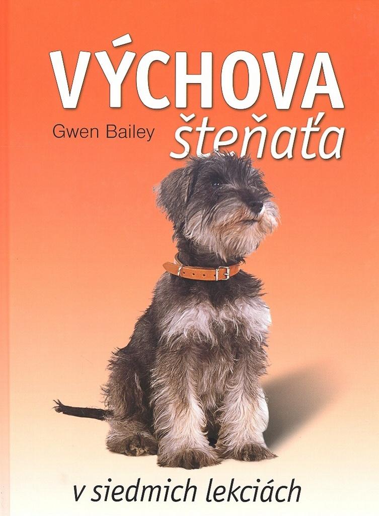 Výchova šteňaťa - Gwen Bailey
