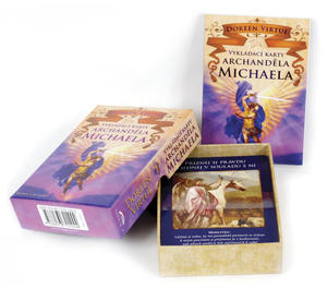 Obrázok Vykládací karty Archanděla Michaela