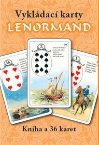 Obrázok Vykládací karty Lenormand