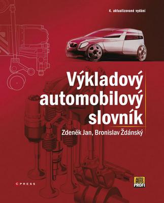 Obrázok Výkladový automobilový slovník