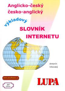Obrázok Výkladový slovník Internetu anglicko-český česko anglický