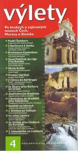 Obrázok Výlety 4 Po hezkých a zajímavých místech Čech, Moravy a Slezska