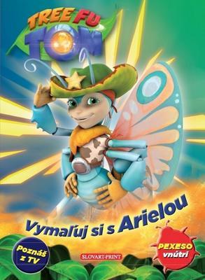 Obrázok Vymaľuj si s Arielou