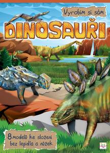 Obrázok Dinosauři Vyrobím si sám