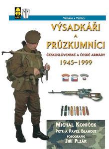 Obrázok Výsadkáři a průzkumníci československé armády