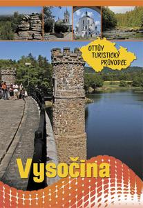 Obrázok Vysočina Ottův turistický průvodce