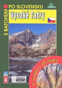 Obrázok Vysoké Tatry + 3 D mapy