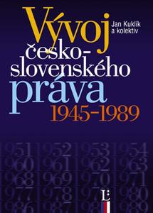 Obrázok Vývoj česko-slovenského práva 1945-1989
