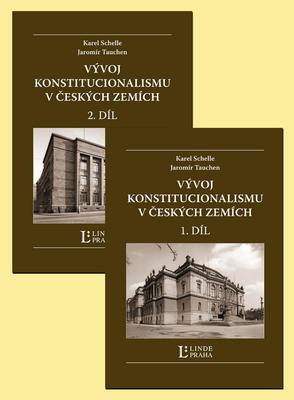 Obrázok Vývoj konstitucionalismu v Českých zemích