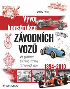 Obrázok Vývoj konstrukce závodních vozů