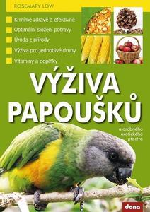 Obrázok Výživa papoušků a drobného exotického ptactva