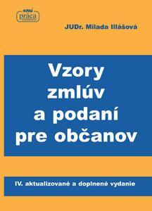 Obrázok Vzory zmlúv a podaní pre občanov