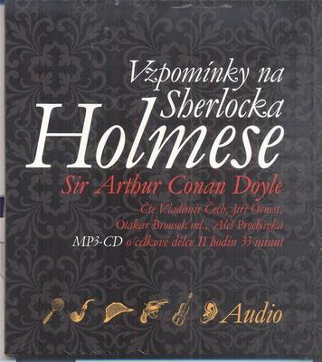 Obrázok Vzpomínky na Sherlocka Holmese