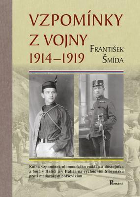 Obrázok Vzpomínky z vojny 1914-1919