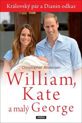 Obrázok William, Kate a malý George