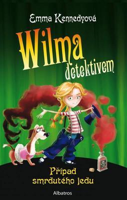 Obrázok Wilma detektivem Případ smrdutého jedu