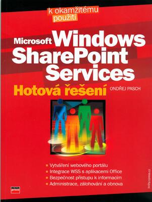 Obrázok Windows SharePoint Services Hotová řešení