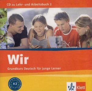 Obrázok Wir 2 K učebnici a pracovnímu sešitu Wir 2