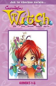 Obrázok Witch Komiks 1-3