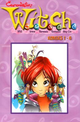 Obrázok Witch KOMIKS  1- 6