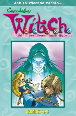 Obrázok Witch Komiks 4-6
