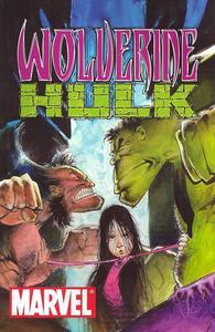 Obrázok Wolverine a Hulk