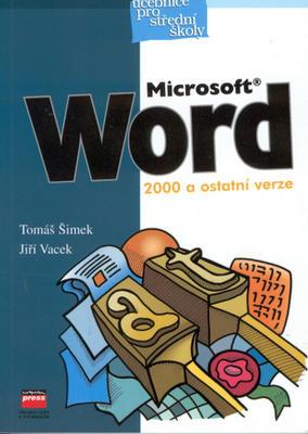 Obrázok Word 2000 a ostatní verze
