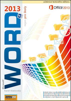 Obrázok Word 2013 nejen pro školy