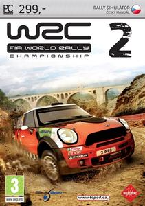 Obrázok WRC 2 FIA World Ralley