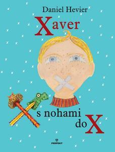 Obrázok Xaver s nohami do X