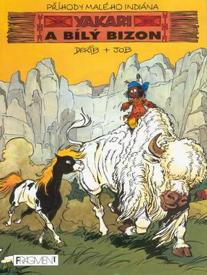 Obrázok Yakari a bílý bizon
